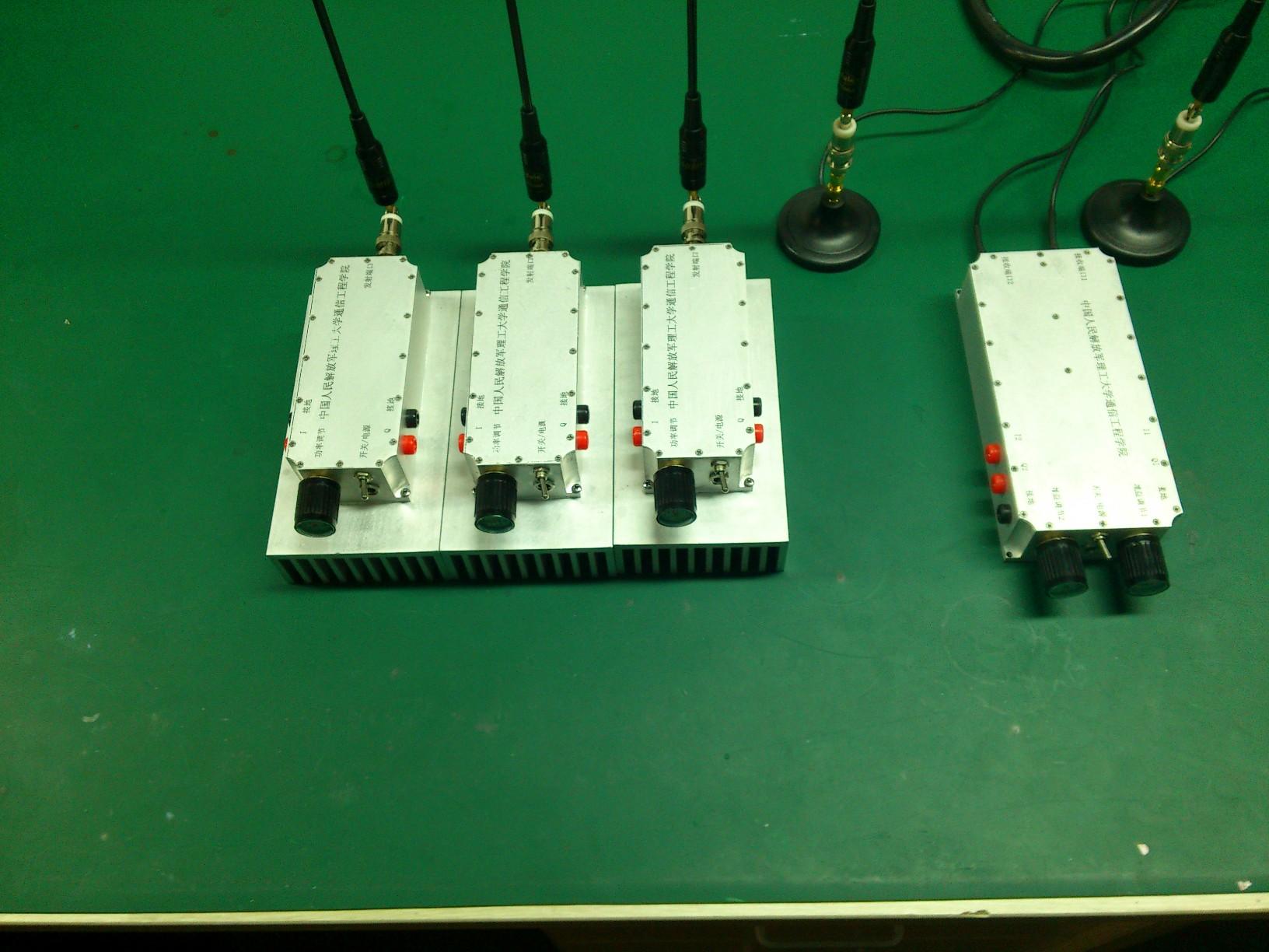 短波发射、接收模块