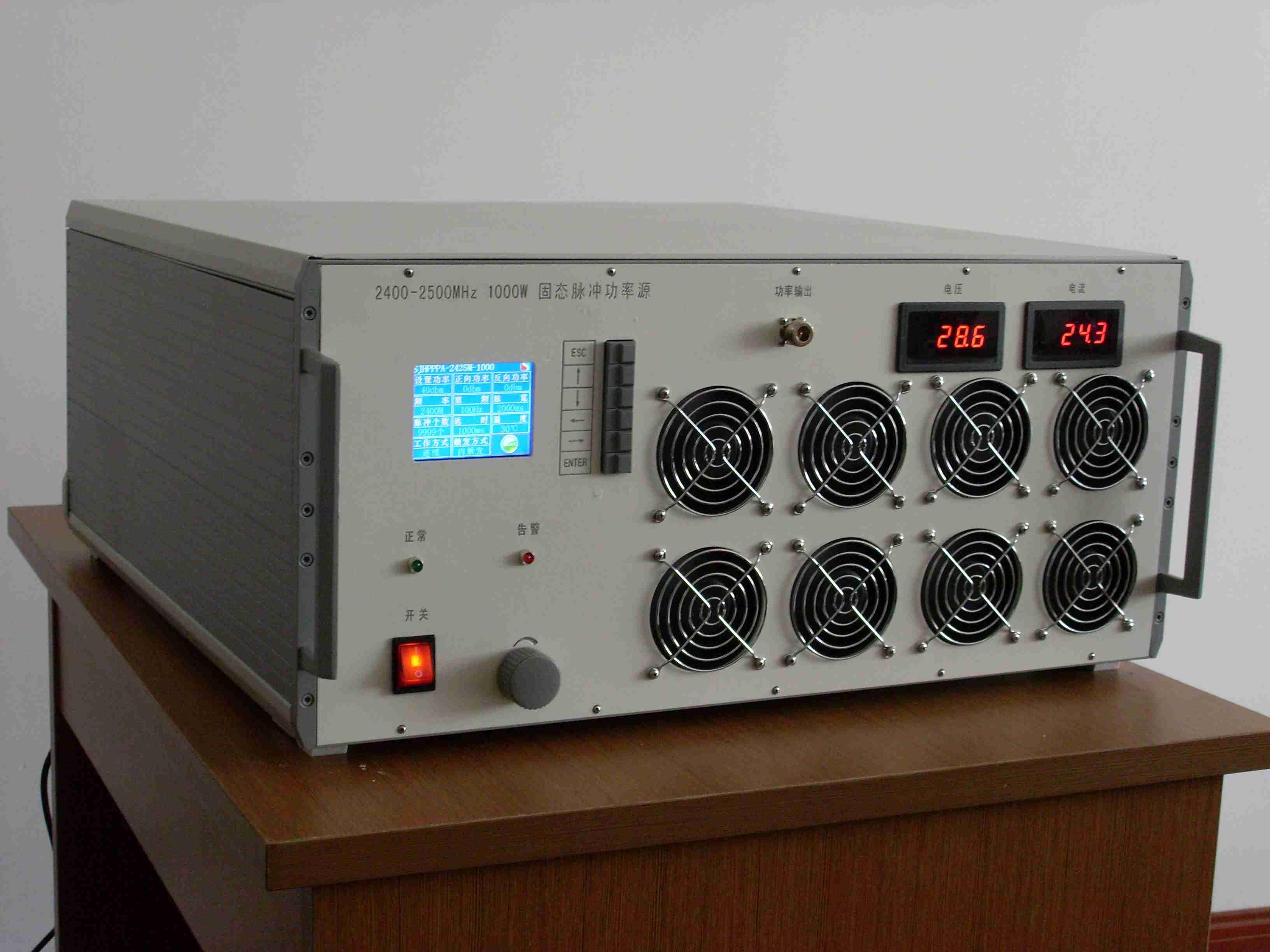 960-1215MHz 10KW 固态脉冲功率抓饭直播篮球直播